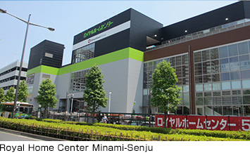 Royal Home Center Minami-Senju