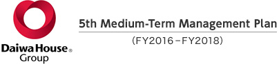 5th Medium-Term Management Plan(FY2016 –FY2018)