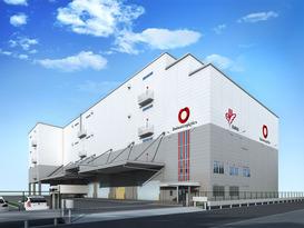 「京都物流センター」の建て替えが決定