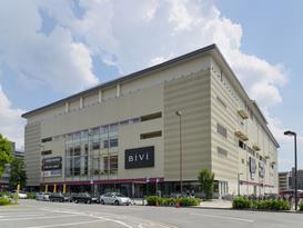 京都で初めてショッピングモールにシェアサイクルを導入!「BiVi二条×シェアサイクルルP!PPA」