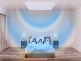 寝室用パネルエアコン「眠リッチ」発売