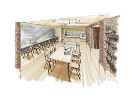 「コワーキングスペース」×「ランドリー」×「宅配型トランクルーム」で新たな暮らしを提案する 『イニシア大森町N'sスクエア』契約開始