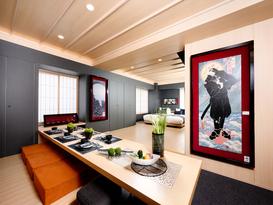 日本忍者協議会初監修 「忍者ルーム」 がアパートメントホテルに誕生『MIMARU東京 上野御徒町』1月9日開業