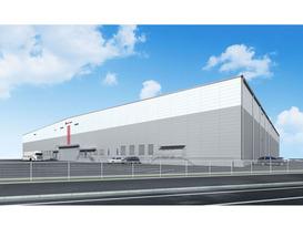 「(仮称)金沢・白山物流センター」を着工