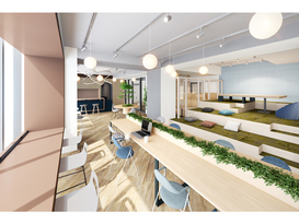 JR川崎駅徒歩3分の立地に『MID POINT川崎』を4月オープン、本日から入居申込受付開始