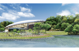 愛知県豊田市「鞍ケ池(くらがいけ)公園」2021年春、リニューアルオープン