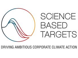 温室効果ガス削減に関する国際的イニシアチブ「SBT」認定を取得