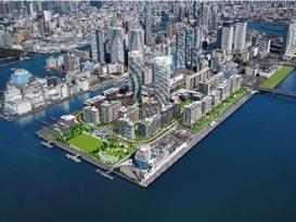 「HARUMI FLAG」に名称決定 東京のどまんなかに24棟・5,632戸の街づくりを実現