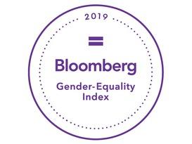 「2019 ブルームバーグ男女平等指数」に選定されました