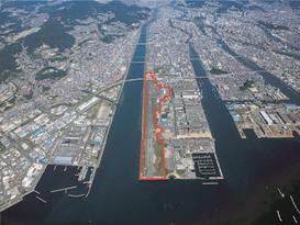 産業団地「広島イノベーション・テクノ・ポート」を開発します