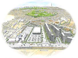 「船橋塚田プロジェクト」で「再エネ100%のまちづくり」を開始