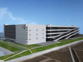 働く場所から住まいまで提供する「DPL流山プロジェクト」 大和ハウス工業最大の大型マルチテナント型物流施設「DPL流山Ⅳ」着工