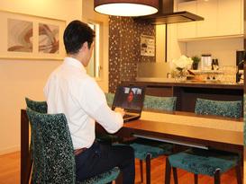 2020年夏季に東京23区内に勤務する社員約3,000名が一斉にテレワークを実施します