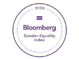 「ブルームバーグ男女平等指数」に2年連続で選定されました