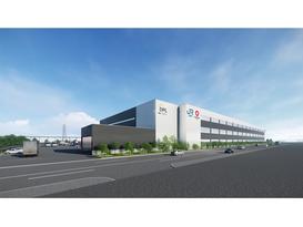 大型マルチテナント型物流施設「DPL札幌レールゲート」着工