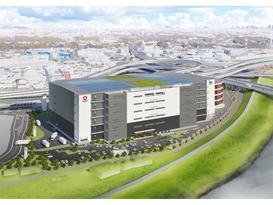マルチテナント型物流施設「DPL横浜港北Ⅰ」着工