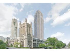 ニューヨーク州マンハッタン 地上41階建て複合型超高層分譲マンション事業の概要決定