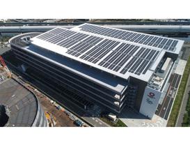 「PPAモデル自家消費型太陽光発電設備」を順次導入